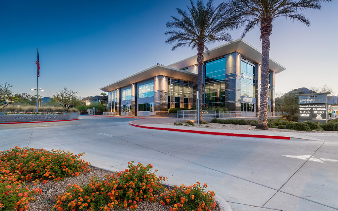 Paragon, Wilshire Land $38M CMBS Loan for Phoenix Office Acquisition