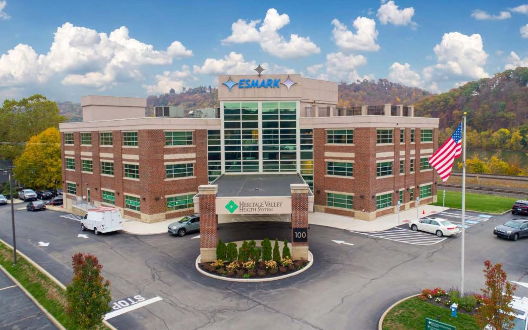 Paragon Outcomes Partners with Omega Industrial Realty to Acquire Esmark Center